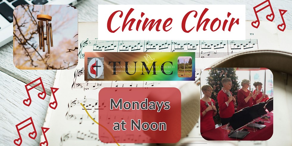 Chime Chior Rehearsal