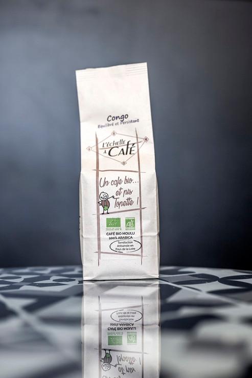 Café Tôpette Bio Congo