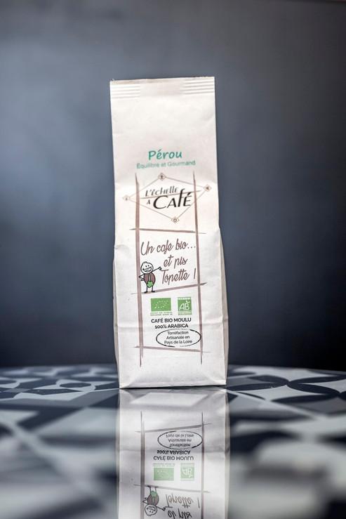 Café Tôpette Bio Pérou