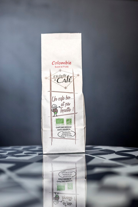 Café Tôpette Bio Colombie