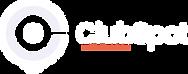 ClubSpot white logo
