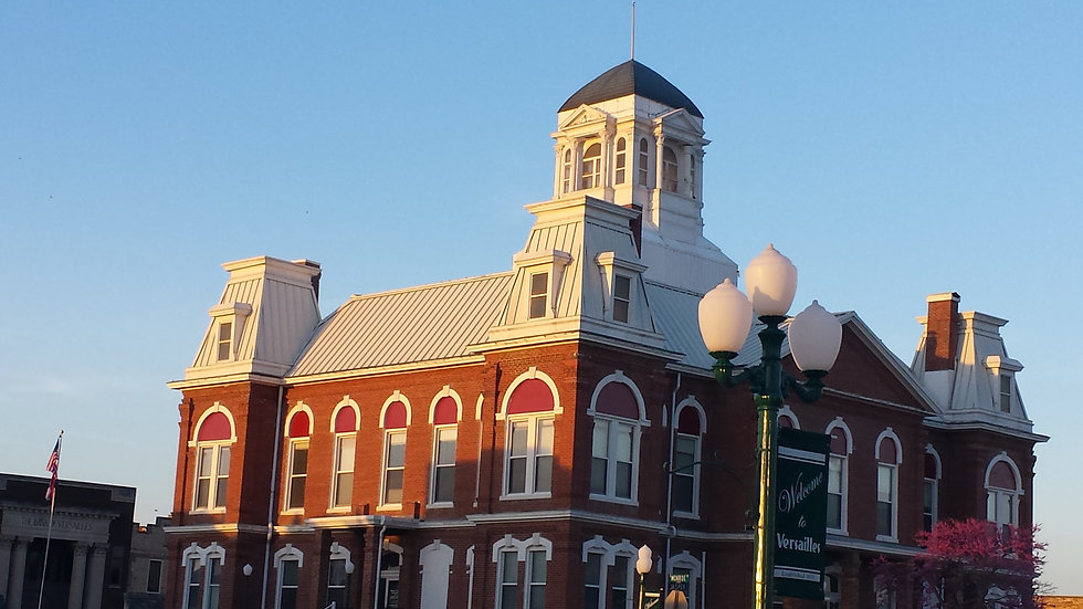 Morgan County Courthouse