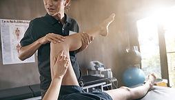 noha zranění