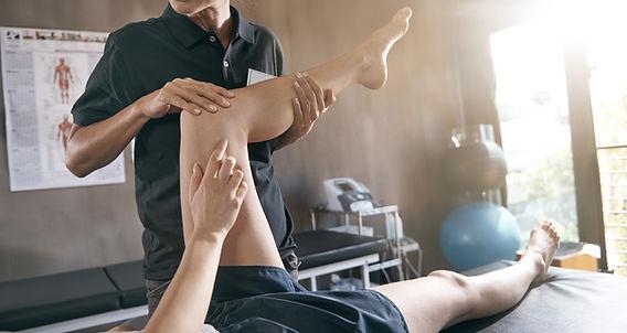нога травмы