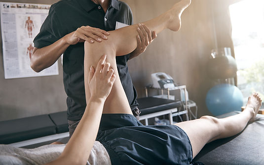knee injury physiotherapy treatment