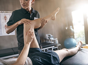 Beinverletzung