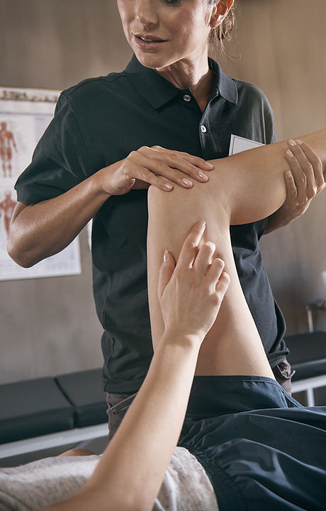 production physiotherapy;