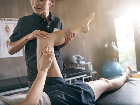 When injuries knock you down - how to get back up!