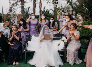Planning A Corona Wedding