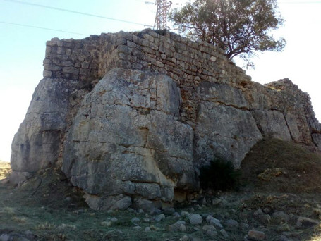 Castell de Garraf (Sitges, 2019).