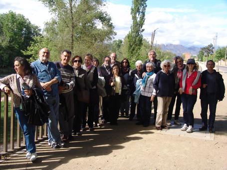 Excursión Balaguer  GES 2014