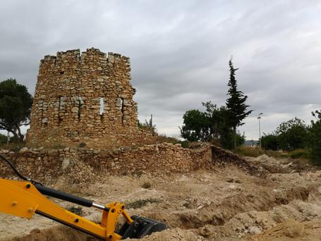 Torre d'en Vallès, Vilanova i la Geltrú