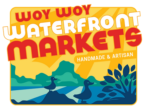 Woy Woy Water front Markets.png