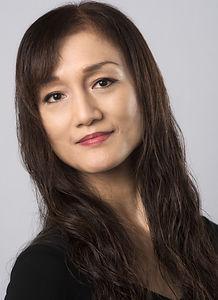 AGP 2019 Regional Jury Photo, Ayako FUJI