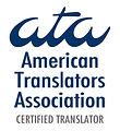 American Translator Association logo