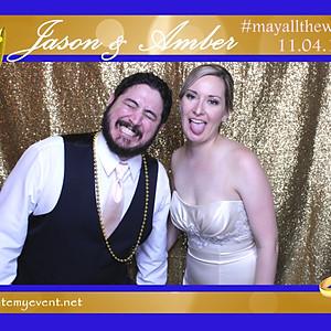 Jason & Amber May