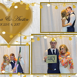 Alisha & Austin's Wedding