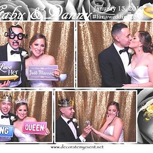 Gaby & Danny's Wedding