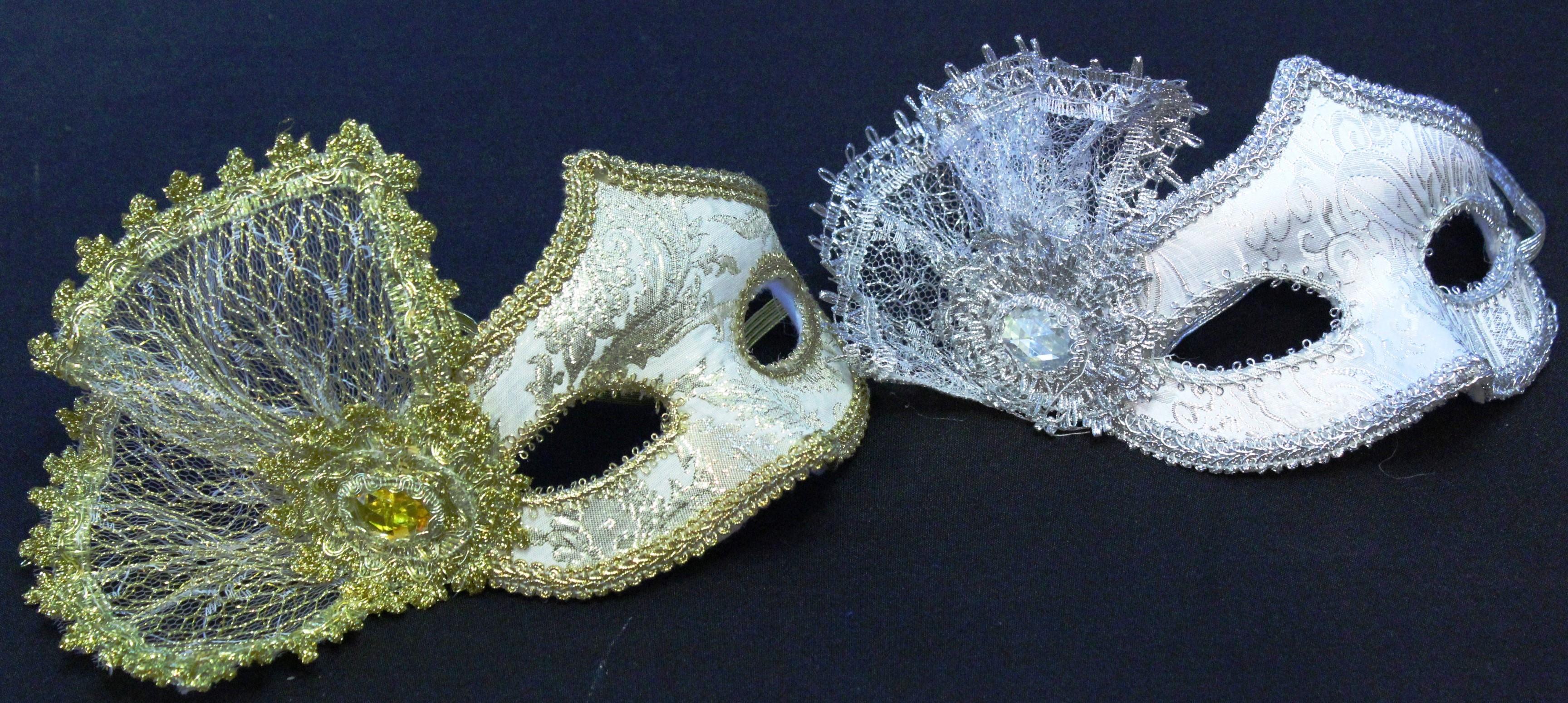 Masks Close Up