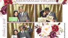 ...photobooth has been one of the best that I've seen in past weddings.