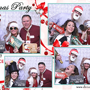 Providence Energy Christmas Party