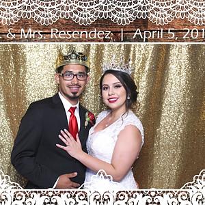 Christina & Adrian's Wedding