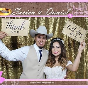 Sarien & Daniel's Wedding