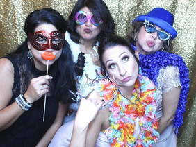 Every guest had a blast with the photo booth!