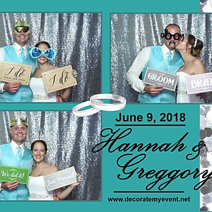 Hannah & Greggory Wedding