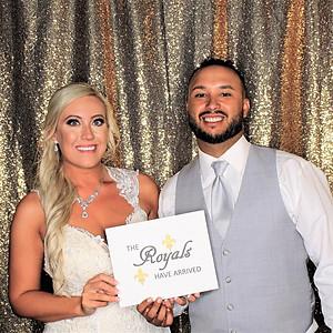 Dakota and Troy King Wedding