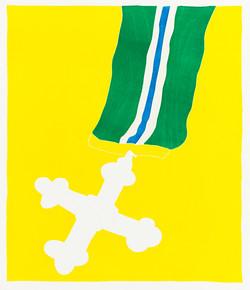 Medal yellow