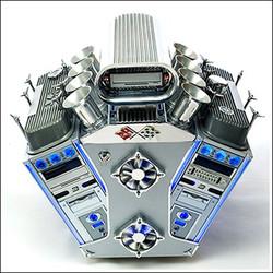 Custom Engine Case