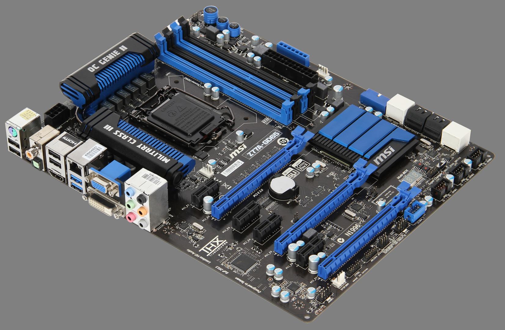 MSI Z77A-GD65