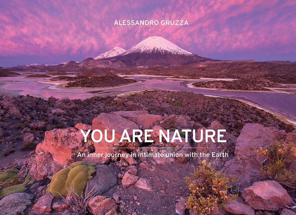 Photo Book You are Nature