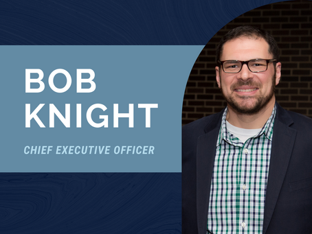 Bob Knight Named as New CEO of Harrison Edwards