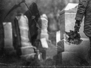 Le bianche dita della Morte