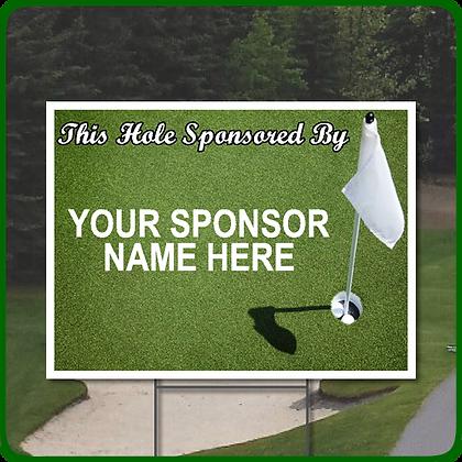 2020 Hole Sponsor