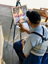 Artist Jim Smith