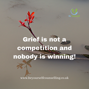 What Is Competitive Grief And How Do You Deal With It?