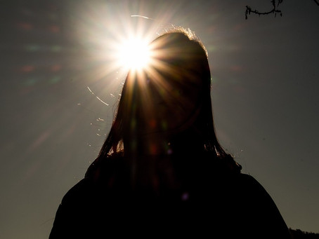 Three Words That Could Help You Find A Chink Of Light In The Darkness Of Grief