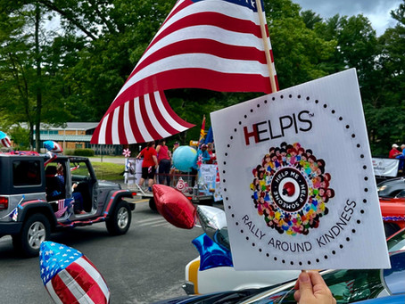HELPIS Participates in the Burlington 4th of July Parade 2021