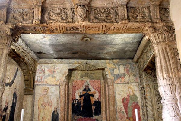 Cave of the Madonna Della Cave Pietraper