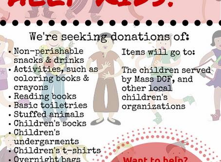Help HELPIS Help Kids!