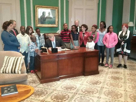 The Month of May Declared as the Official Month of Kindness in Massachusetts