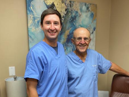 Dr. Parker Hodges Joins Family Dentistry of Braintree Full Time!