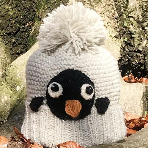 Pingüino escondido