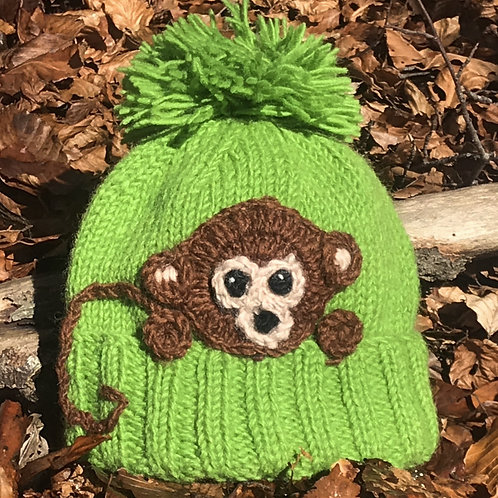 mono escondido