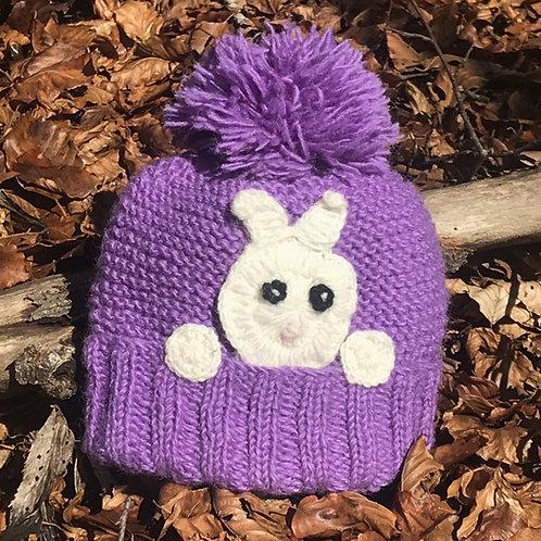 conejo escondido