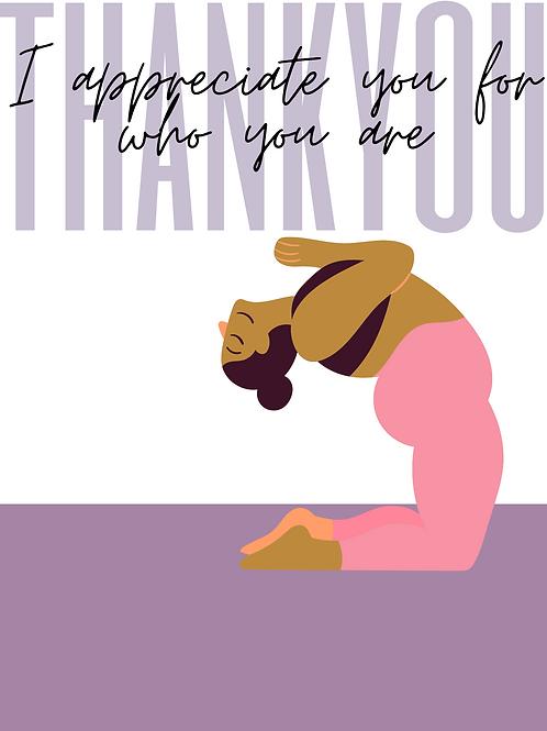 Thankyou - ASATS x BWN GRLFRD Collection