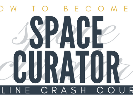 How do I Become a Space Curator?